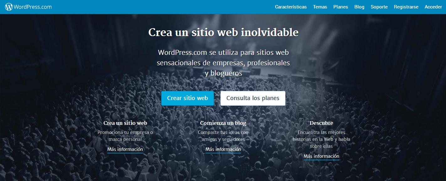 Diseño web: web básicas, CMS y a medida