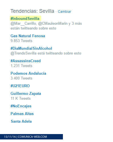 trending topic inbound sevilla